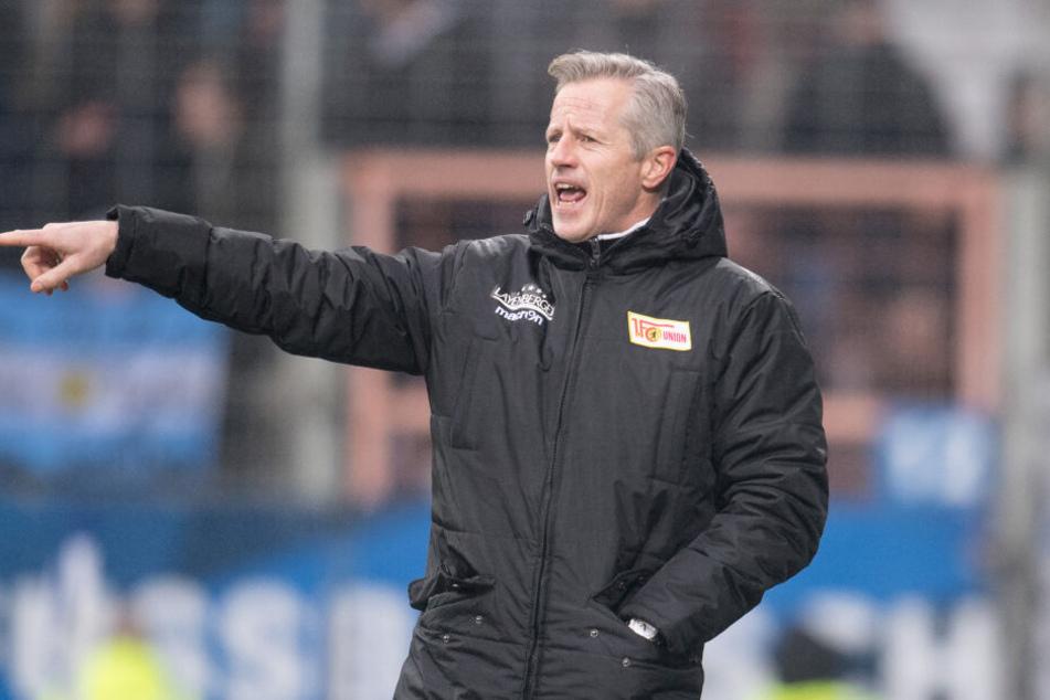 Vergangenheit: Jens Keller musste den Union im Dezember'17 verlassen.