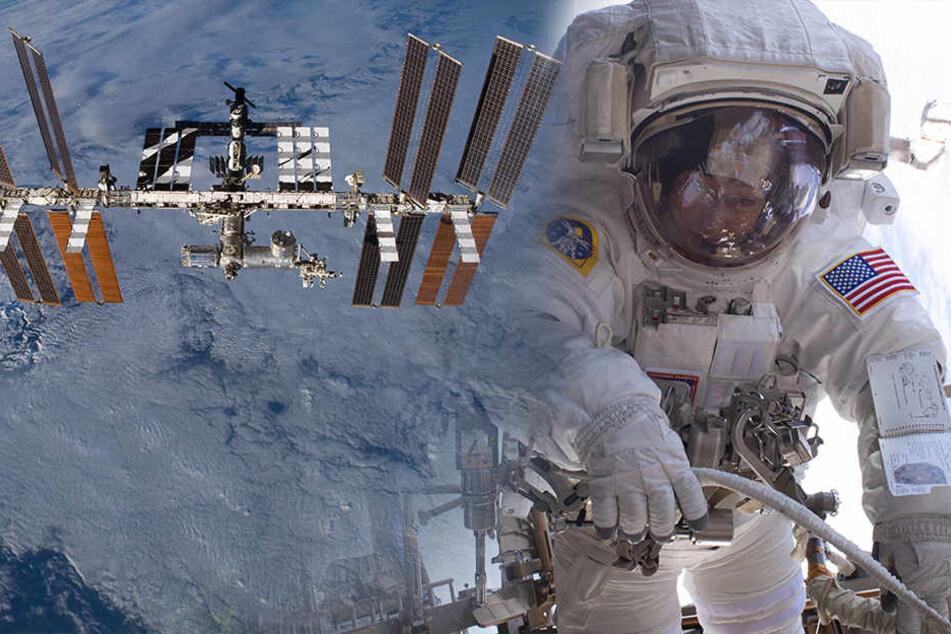 Internationale Raumstation ISS: Darauf hat man 16 Jahren lang gewartet!