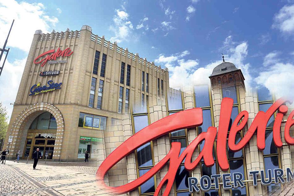 """Galerie will nur noch der """"Rote Turm"""" sein"""