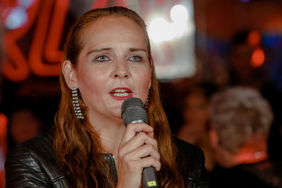 Helena Fürst (43) ist bekannt dafür, ordentlich austeilen zu können.
