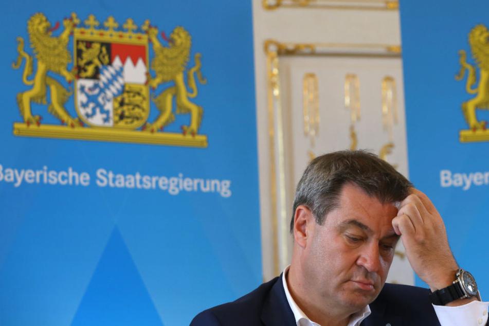 Markus Söder hatte beim Verkauf der GBW-Wohnungen eine Schlüsselrolle inne.