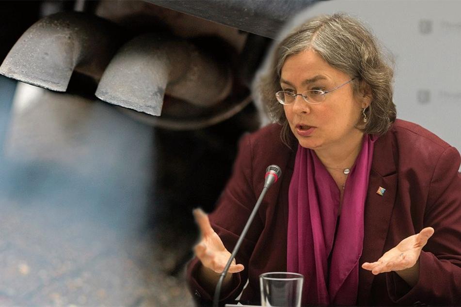 So will das Rathaus ein Diesel-Fahrverbot verhindern