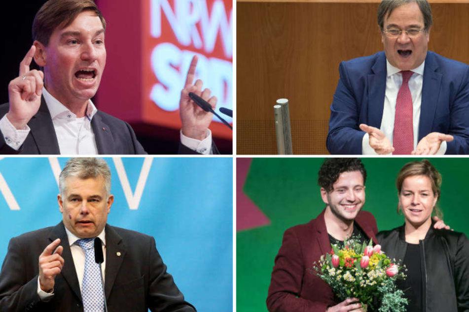 Parteimitglieder in NRW: CDU und SPD verlieren, Grüne und AfD im Höhenflug