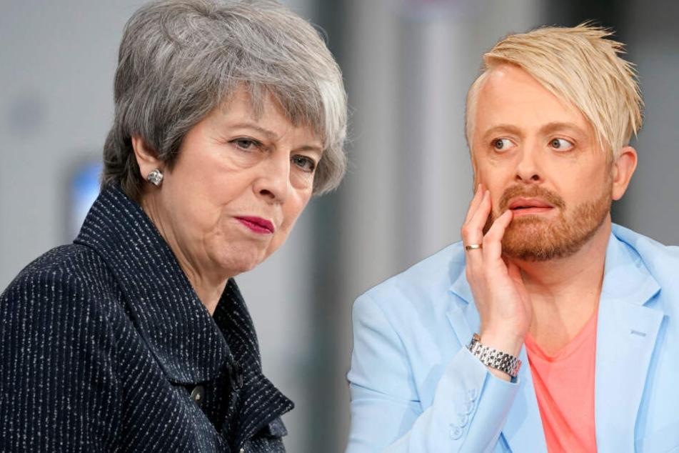 "Sänger Ross Antony schimpft bei ""Riverboat"" über Brexit: ""Total blöd!"""