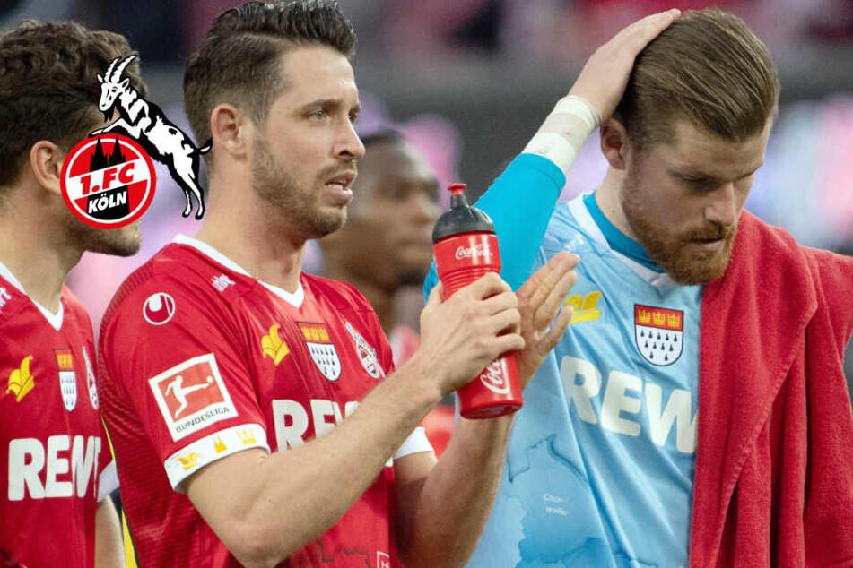 """1. FC Köln nach Bayern-Klatsche: """"Spielen Katz' und Maus mit dir"""""""