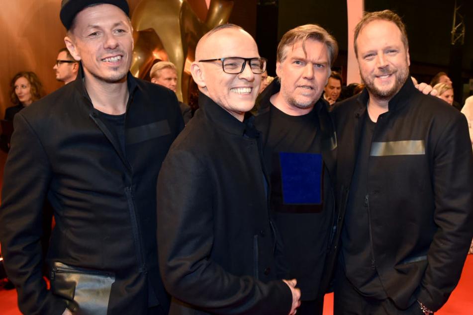 Für ihren individuellen Umgang mit der deutschen Sprache hatten die Fantastischen Vier erst kürzlich den Medienpreis für Sprachkultur erhalten.