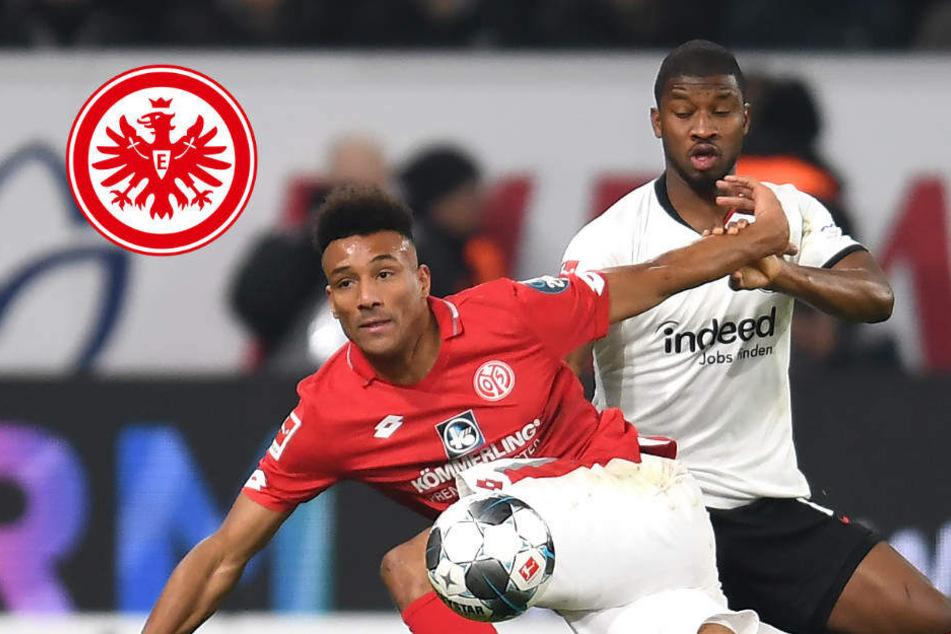 Bittere Niederlage für die Eintracht: Mainz dreht in Überzahl das Spiel