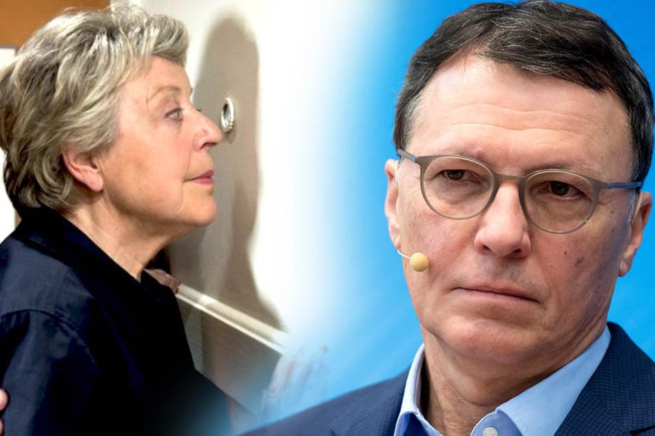 """Das Aus der """"Lindenstraße"""" löst bei Fans Unverständnis aus. ARD-Programmdirektor Volker Herres (re.) sagt warum..."""