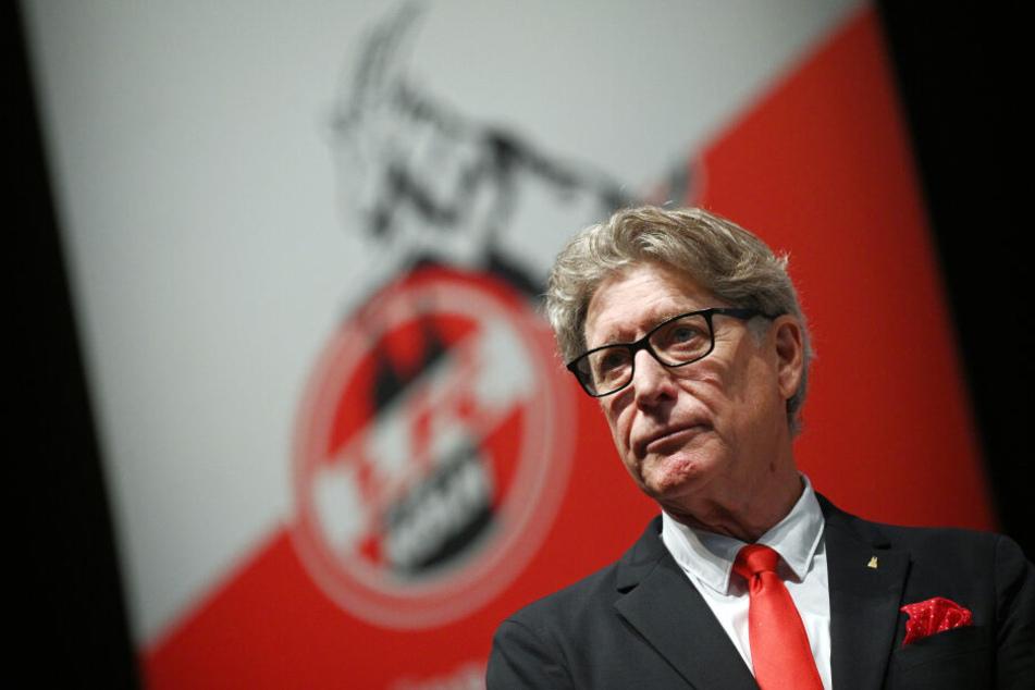 Toni Schumacher (65) hat nun offenbar doch eine Zukunft beim 1. FC Köln.