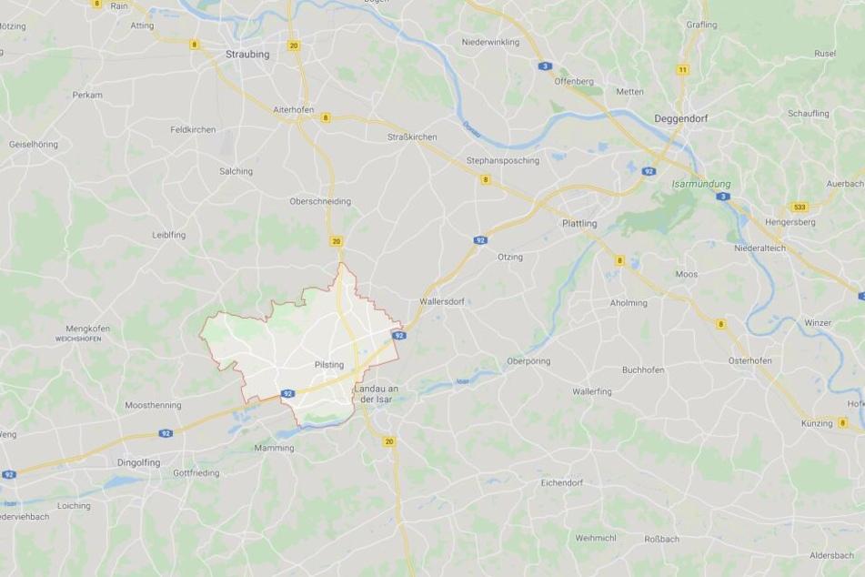 Im Freistaat Bayern ist es in Pilsting zu einem erschreckenden Zwischenfall gekommen.