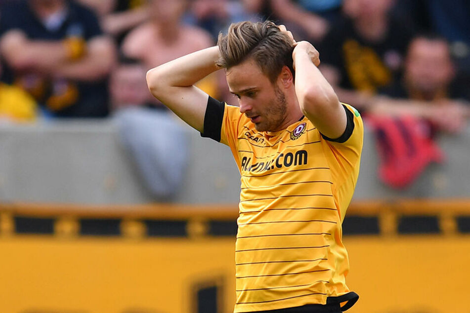 Für Lucas Röser verlief die Saison alles andere als zufriedenstellend.