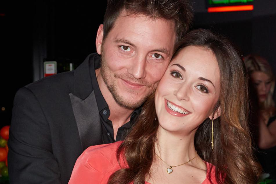 Wie süß! Renée Weibel (31) und Dirk Moritz (38) erwarten ein Baby.
