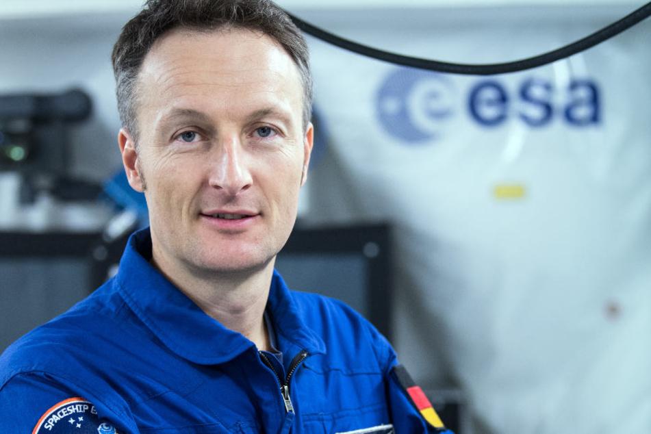Matthias Maurer ist deutscher Astronaut der ESA.