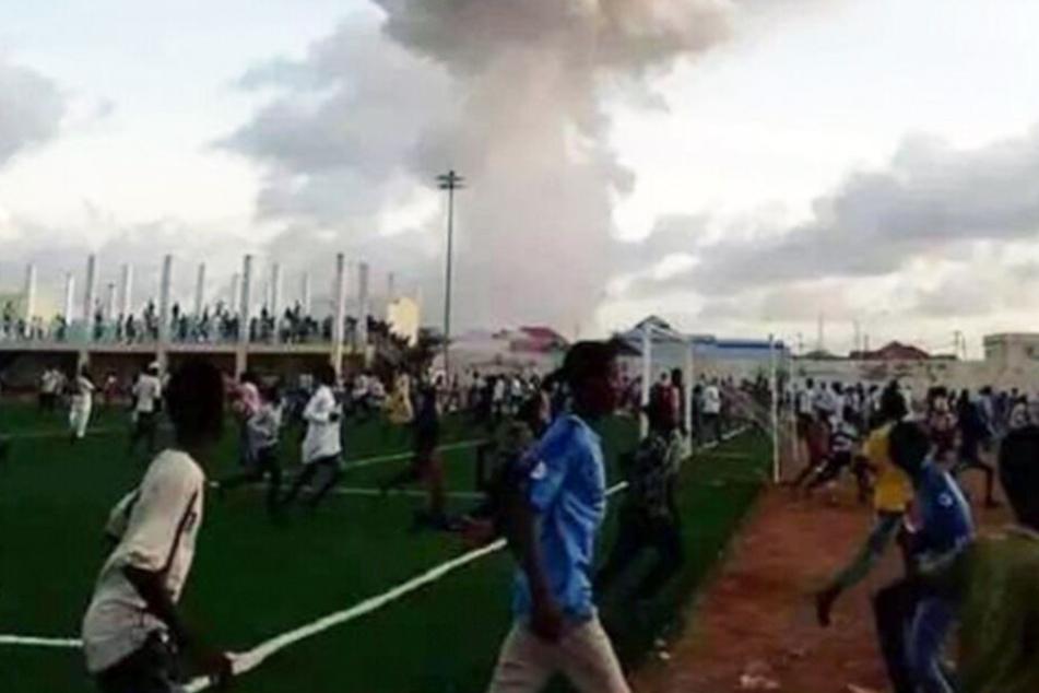 Terrorangriff auf Hotel: Mindestens 26 Tote