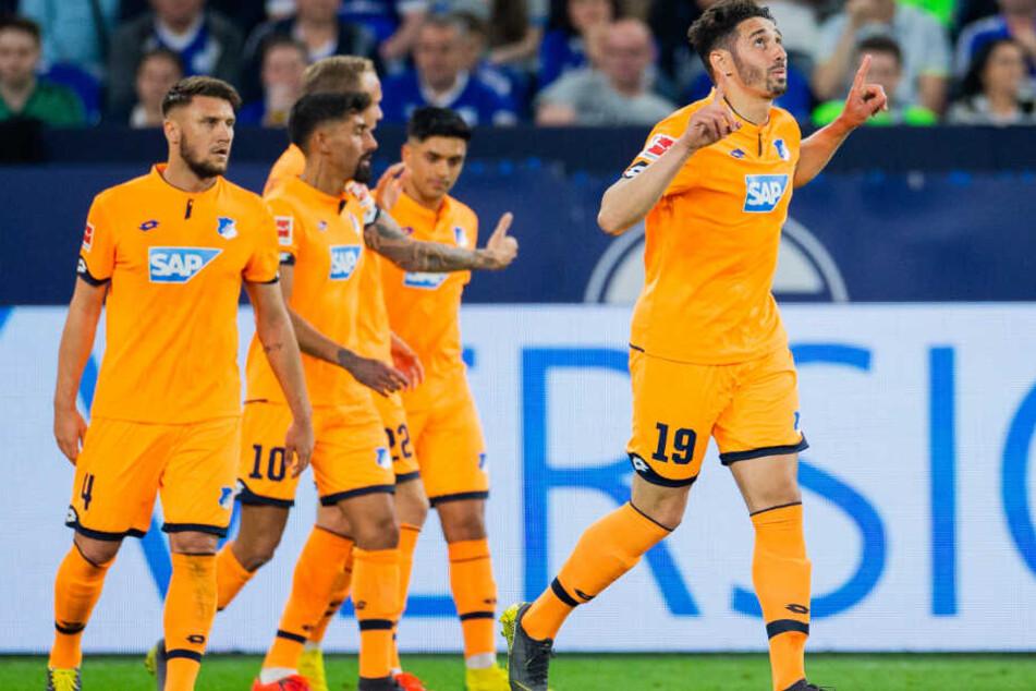 Ishak Belfodil (rechts im Bild) befindet sich derzeit in herausragender Form, erzielte sieben Tore in den vergangenen vier Spielen.
