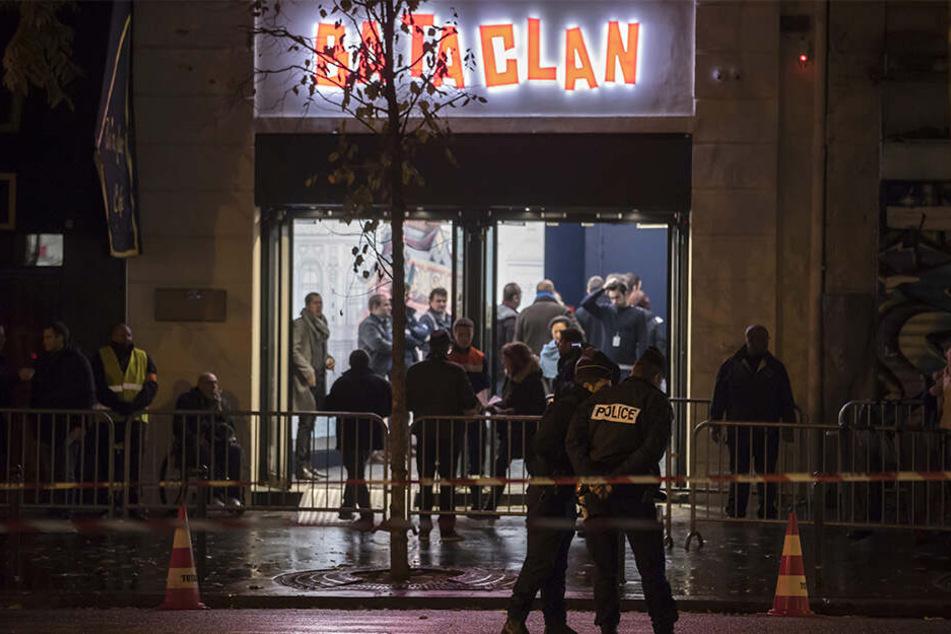 Im Bataclan ermordeten Terroristen 90 Menschen im November 2015.