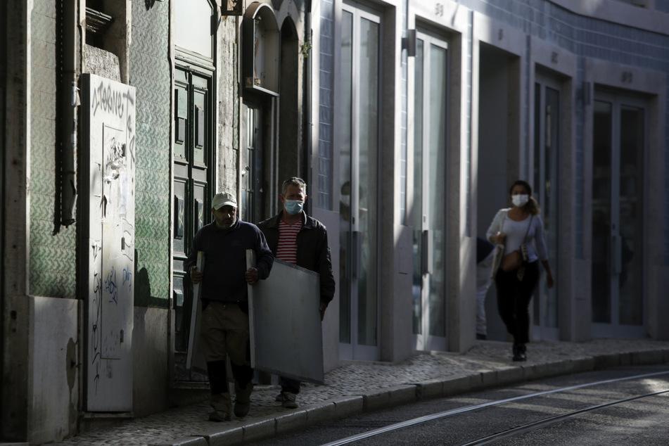 In Portugal leben knapp 10,3 Millionen Einwohnern. Seit Ausbruch der Pandemie haben sich dort bereits mehr als 312.000 Menschen mit dem Coronavirus angesteckt.