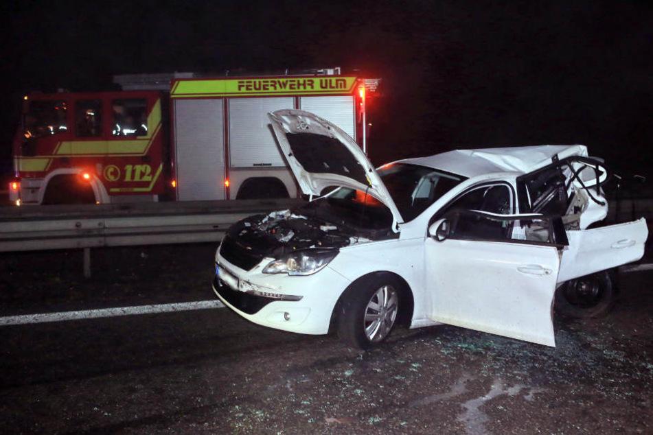 Dramatischer Nebelcrash: Frau kann Auto nicht mehr ausweichen und stirbt