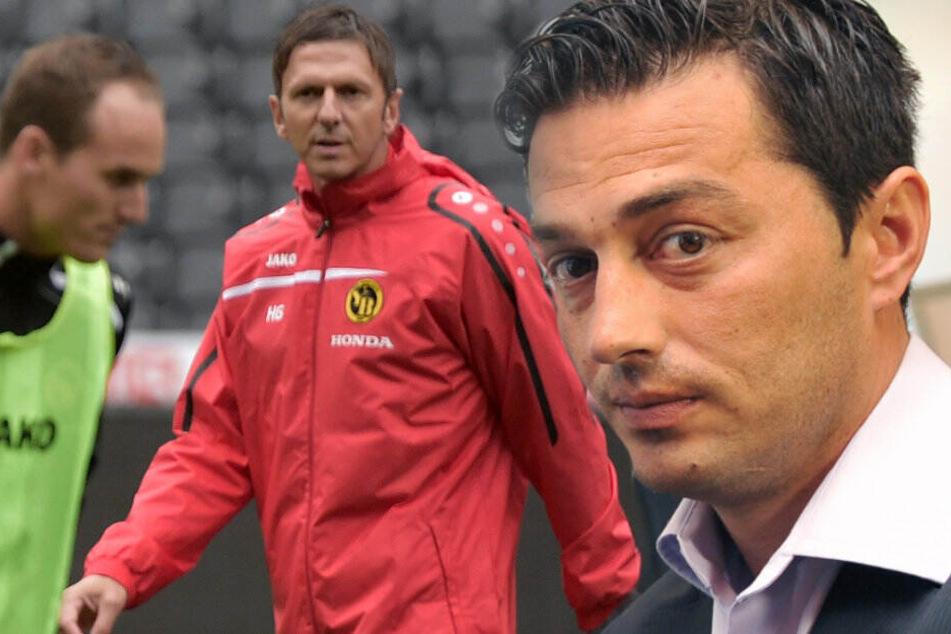 Harald Gämperle soll als Co-Trainer zu Hertha BSC zurückkehren. (Bildmontage)
