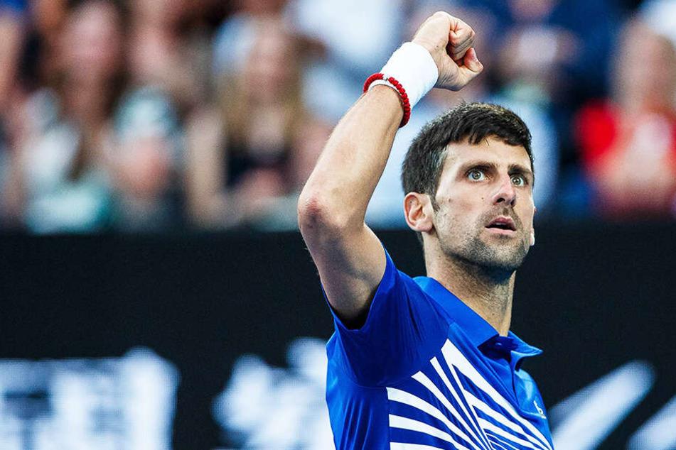 Australian Open: Novak Djokovic siegt zum 7. Mal Down Under