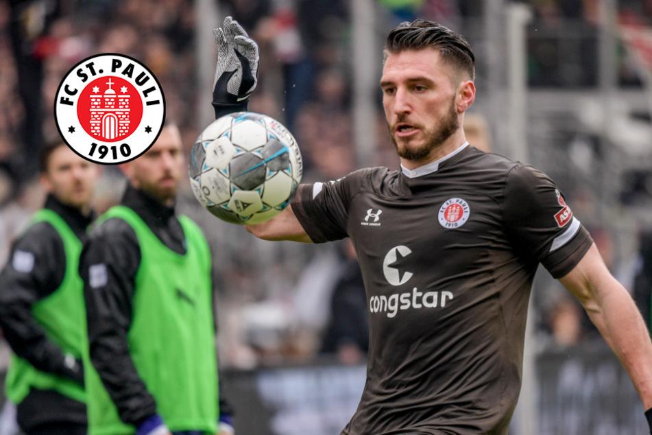FC St. Pauli muss ohne Veerman, Buchtmann und Ohlsson nach Sandhausen