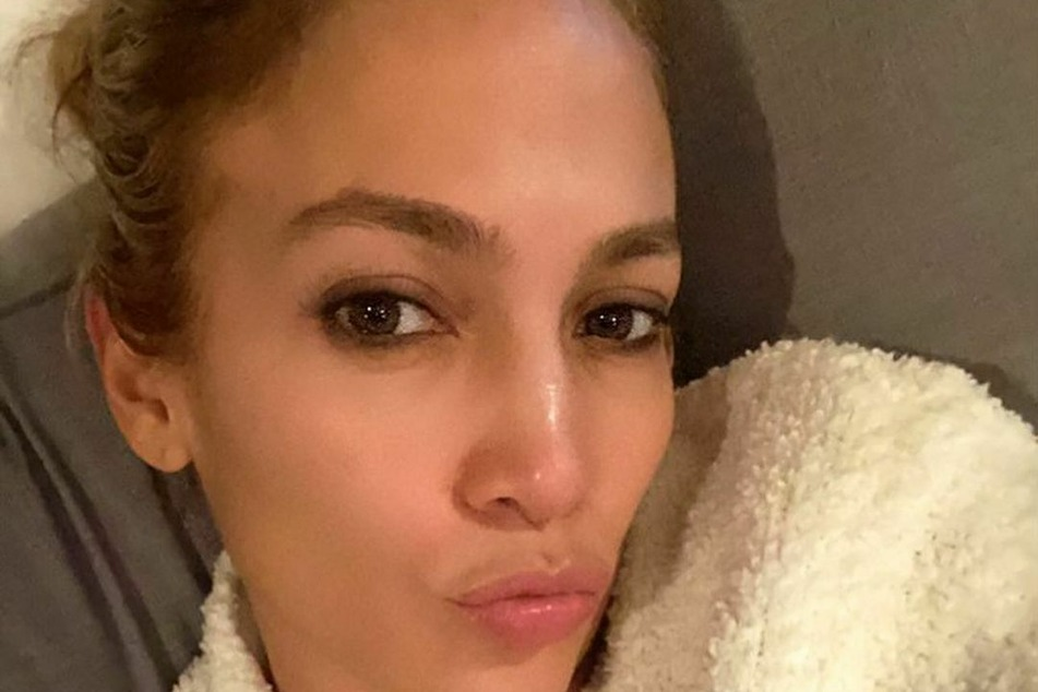 Jennifer Lopez (51) is known for her flawless and glowing skin.