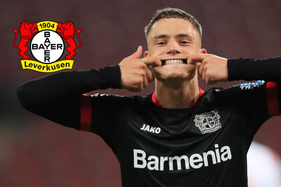 Leverkusen-Talent Florian Wirtz träumt vom FC Barcelona