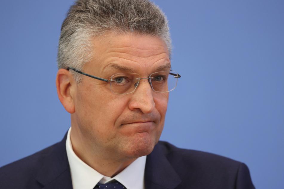Lothar Wieler (59), Präsident des Robert Koch-Instituts.