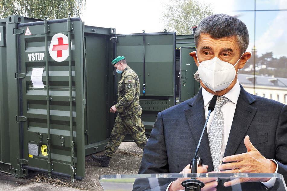 Fast 15.000 Neuinfektionen! So düster ist die Lage in Tschechien