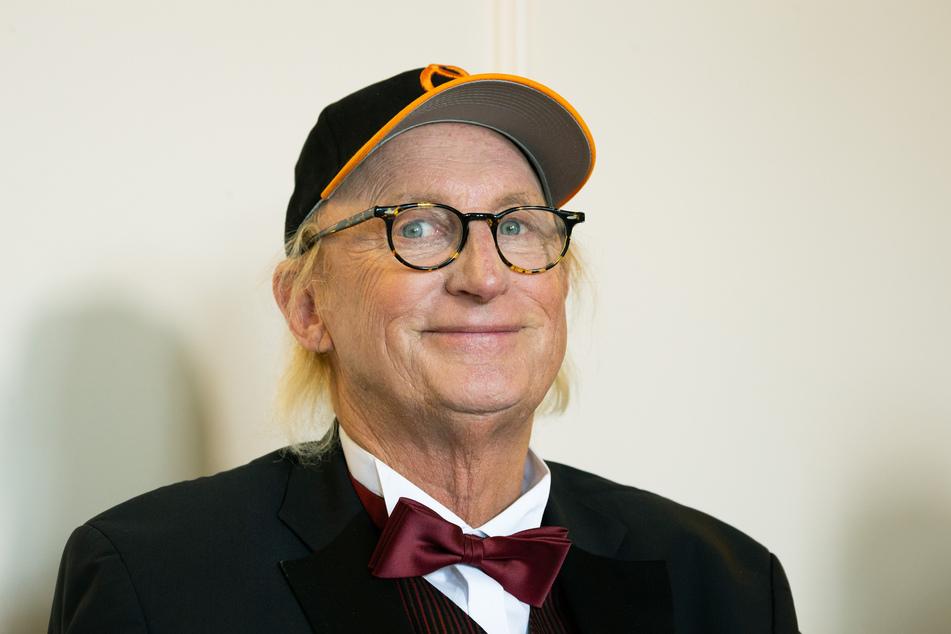 Die Ausstellung soll sich um Comedians wie Otto Waalkes (72) drehen. (Archivbild)