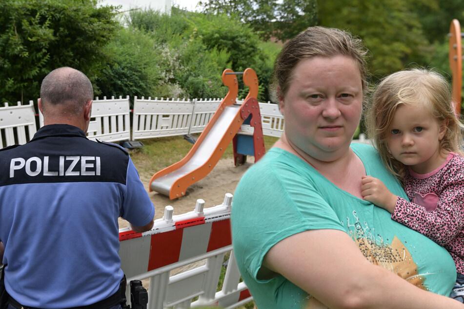 Angst in Reichenbach: Nagel-Attacke auf Spielplatz