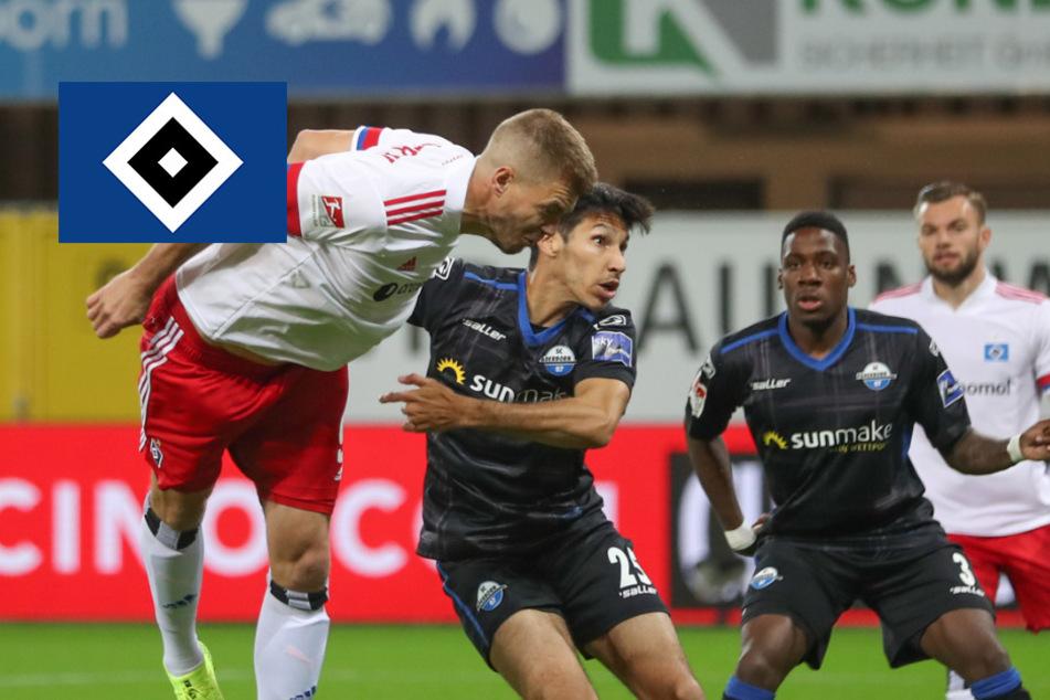 HSV sorgt bei Fans mit 7-Tore-Spektakel gegen SC Paderborn für Schnappatmung!