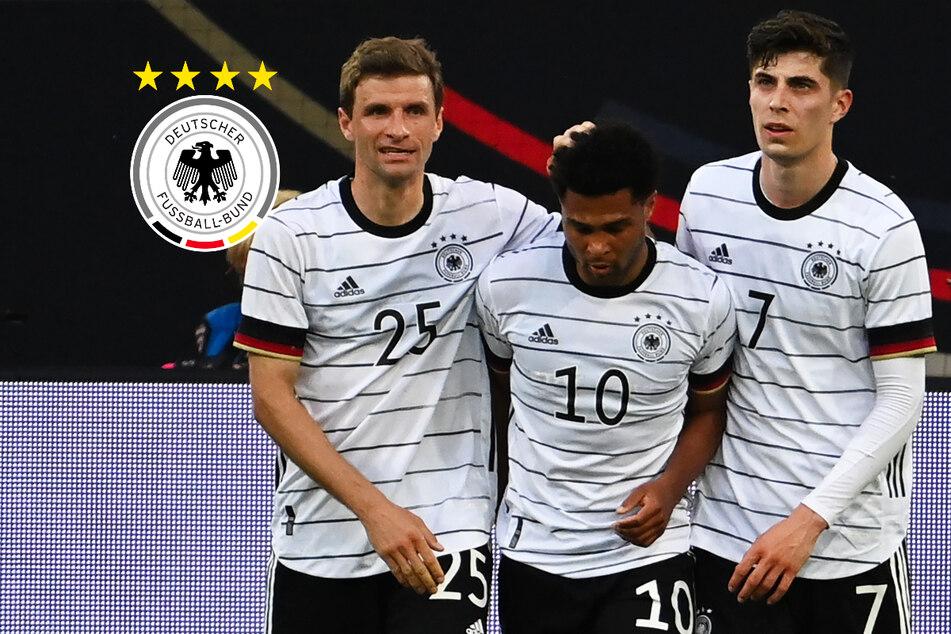 7:1-Kantersieg! DFB-Team schießt Lettland ab und tankt vor der EM viel Selbstvertrauen