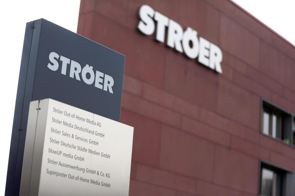 Kölner Konzern Ströer strotzt der Corona-Krise