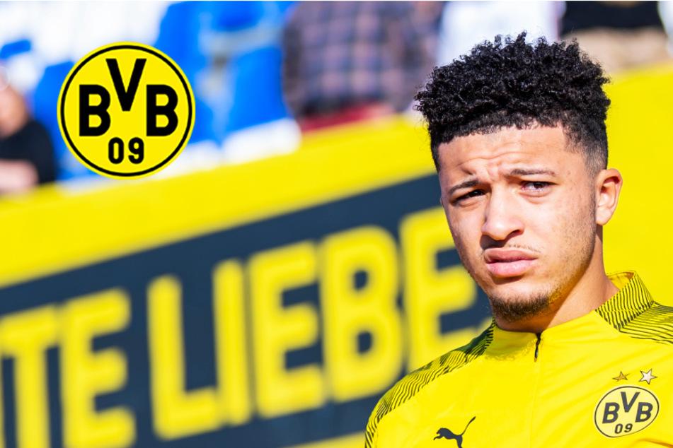 BVB-Star Sancho doch nicht nach Manchester? United will wohl Ex-Dortmunder aus Barcelona