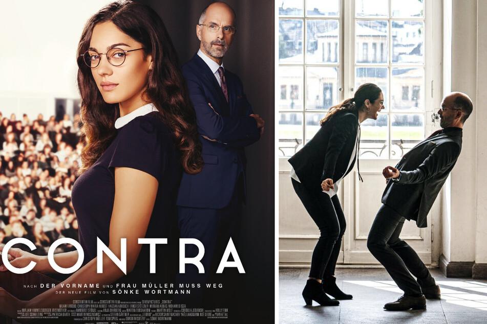 "Christoph Maria Herbst begeistert in ""Contra"": Gesellschaftskritik mit ""Feel-Good""-Problem"