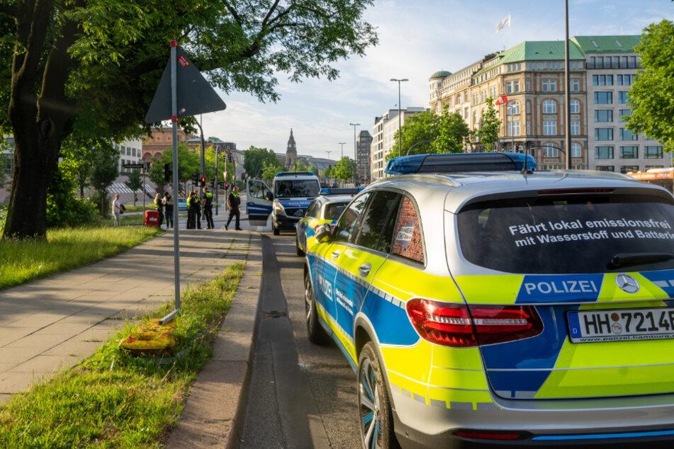 Mann irrt mit Stichwunde im Rücken durch Hamburg
