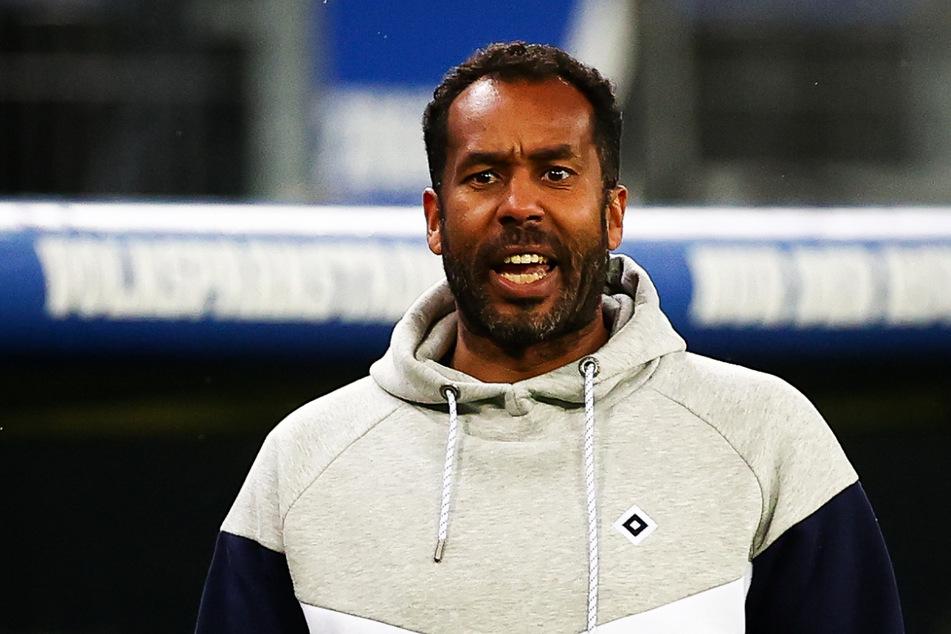 HSV-Trainer Daniel Thioune (46) will natürlich beide anstehenden Spiele gewinnen.