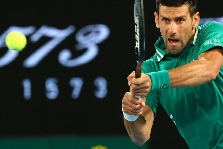 """Wegen Lockdown: Australian Open schmeißen mitten im Djokovic-Match alle Fans raus! """"Lächerlich"""""""
