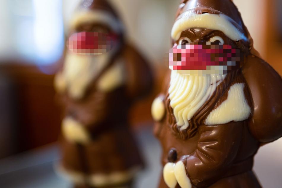 Konditorei bietet besondere Schoko-Weihnachtsmänner an und erntet gewaltigen Shitstorm