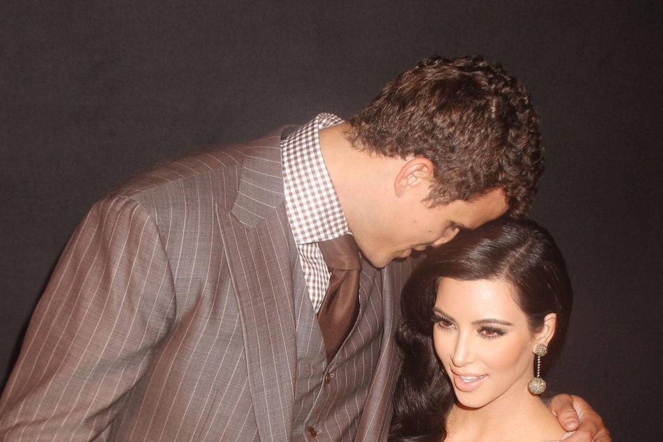Ganz vernarrt ineinander sehen die beiden aus, doch das Glück hielt nicht lange bei Kim Kardashian (40) und Kris Humphries (36).