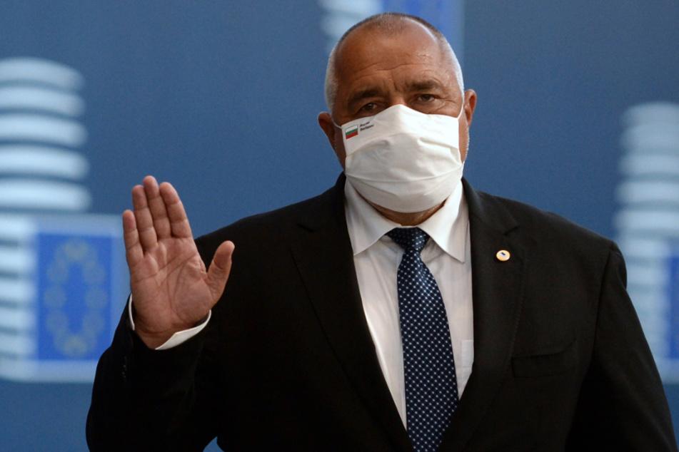 Bojko Borissow, Ministerpräsident von Bulgarien.