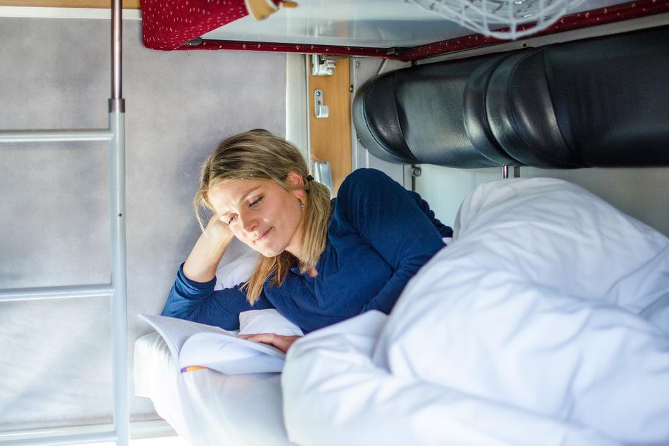 Etwa 400 Schlaf-, Liege-, und Sitzplätze soll der Nachtzug des tschechischen Privatunternehmens bereithalten.