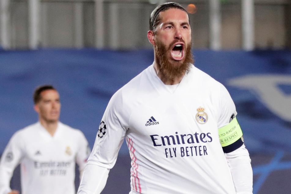 Sergio Ramos (35) verlässt Real Madrid.