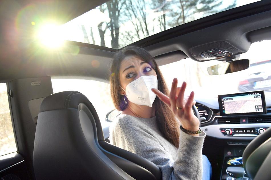 Bei Fahrgemeinschaften werden medizinische Masken zur Pflicht.