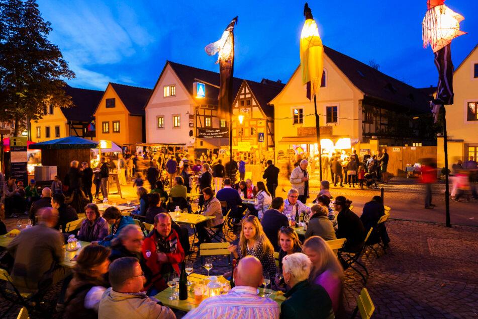 Das Radebeuler Herbst- und Weinfest kann nicht wie gewohnt stattfinden.