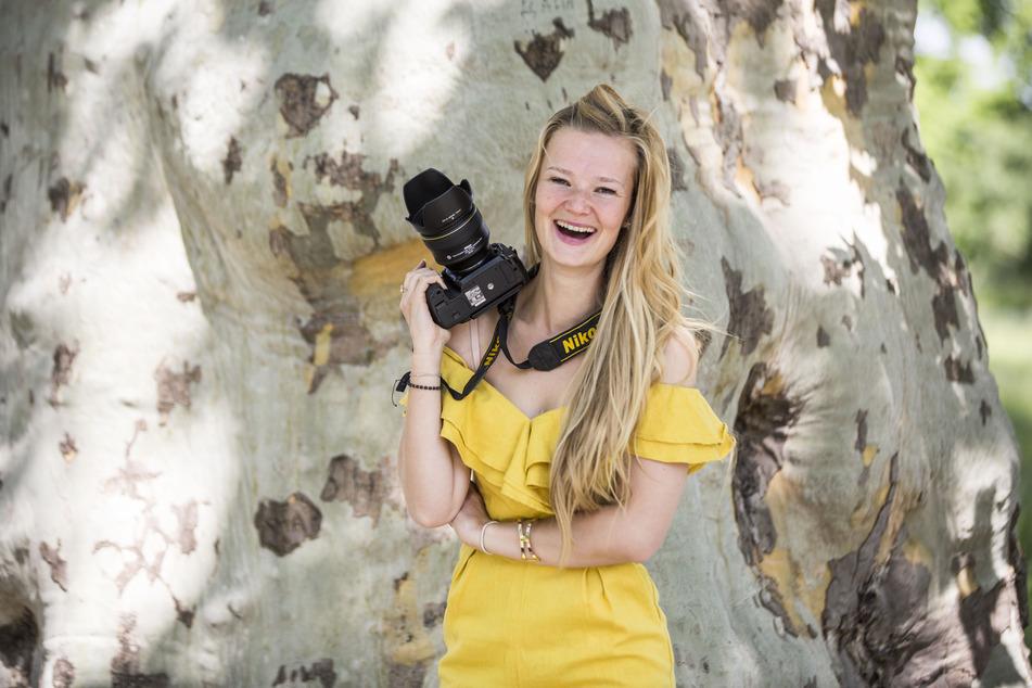 Dresdner Fotografin ist jetzt Coach für positives Denken