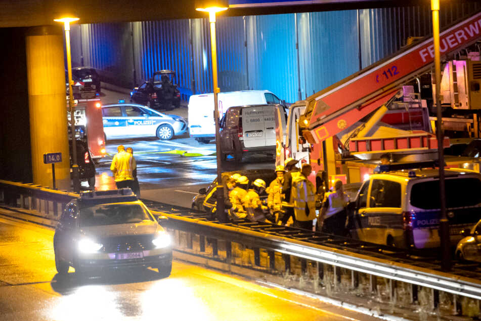 Nach Anschlag auf Berliner Stadtautobahn: Feuerwehrmann verlässt Intensivstation!