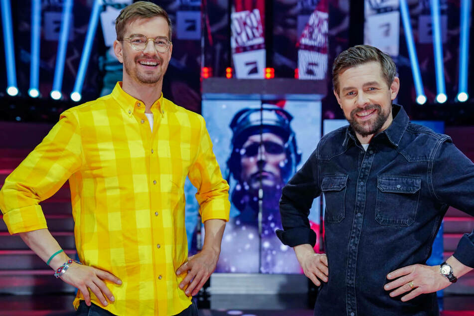 Gesellschaftskritik zur Prime Time: Joko und Klaas räumen nächsten Medien-Preis ab