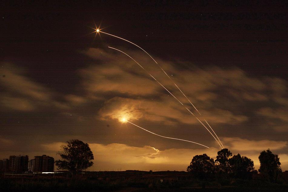 Drei Raketen seien aus dem Libanon nach Israel abgefeuert worden (Symbolbild).